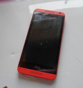 """Телефон """" HTC One M9 Plus """" в отличном состоянии"""