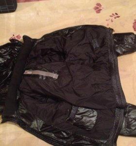 Зимняя куртка,дутик