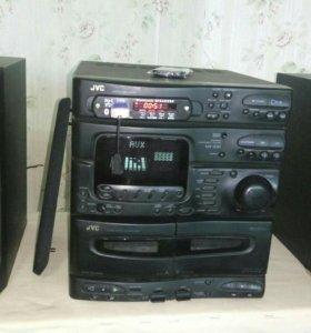 Музыкальный центр с MP3,bluetooth