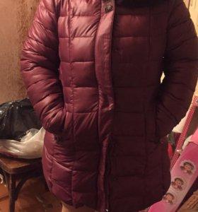 Куртка женский зимний