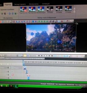 Монтаж и создание клипов, видео