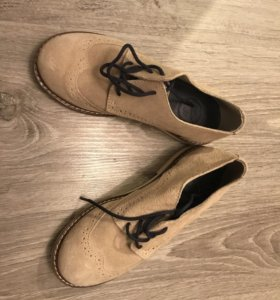Новые ботинки Zara Kids