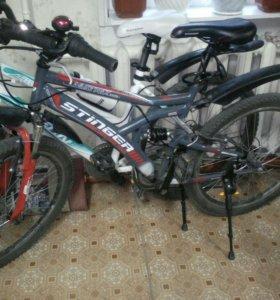 Велосипед stinger matrix