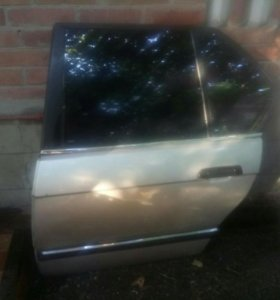 Двери на БМВ Е32, крышка багажника