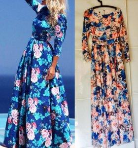 Платье от дизайнера А.Ванюшиной