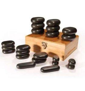Набор 22 камня для массажа