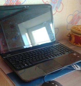 Ноутбук игровой в отличном состоянии с сумкой