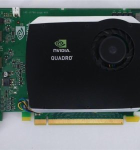 Видеокарта Nvidia Quadro FX580