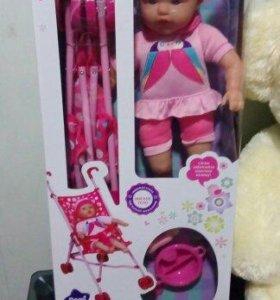 кукла 3+