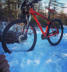 Велосипед Cube aimp disc 29