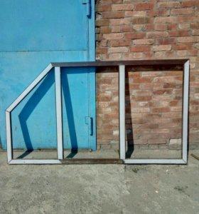Окна пластиковые (2шт)