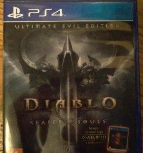 Diablo 3 reaper of souls для ps4