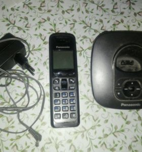 Стационарный беспроводной радиотелефон Panasonic