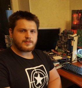 Компьютерный мастер. Ремонт ноутбуков и компьютеро