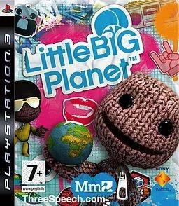 Little Big Planet PS3 Игра