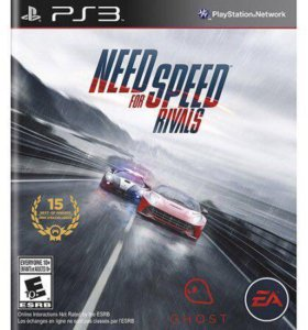 Need For Speed Rivals PS3 Игры