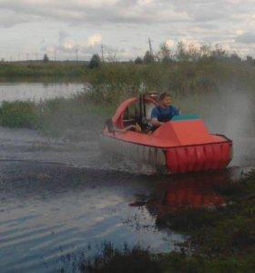 лодка на воздушной подушке