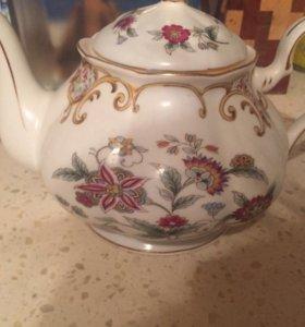 Чайник китайский фарфор