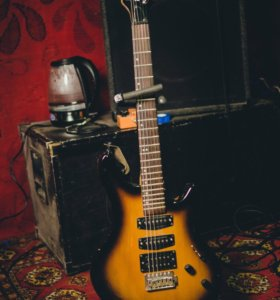 Гитара Washburn bt4 maverick series
