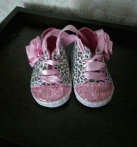 Ботиночки мягкие