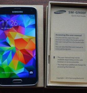 Samsung Galaxy S5 16gb (черный) Новый Оригинал