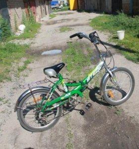 Продается отличный, почти новый, велосипед
