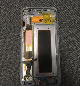 Модуль Samsung Galaxy S7 Edge в отличном состоянии