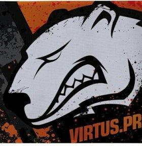 Игровые коврики Steelseries Virtus.pro