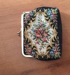 Новая сумочка-кошелёк-косметичка