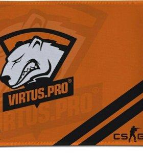 Игровые коврики Steelseries Virtus pro