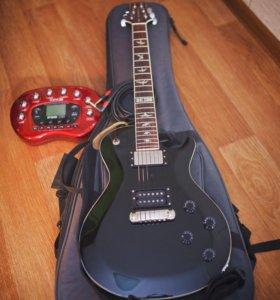 Гитара PRS Tremonti SE (custom) + Line 6 X3