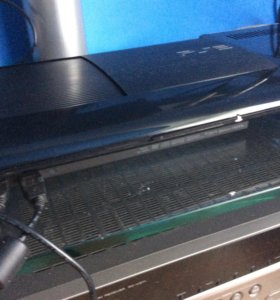 Sony PlayStation 3 super slim + move + игры