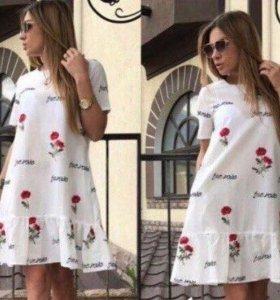 СРОЧНО‼️ Абсолютно новое х/б платье