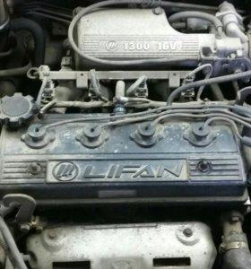 Lifan Smily двигатель 1.3 16V