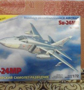 Сборная модель: Су-24 МР