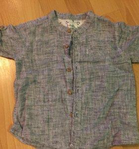 Рубашки, р.86