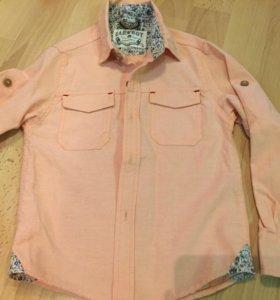 Рубашка, р.80-86