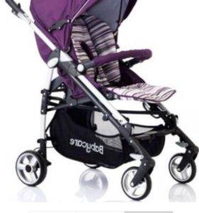 Коляска-трость Baby Care GT4 (violet)