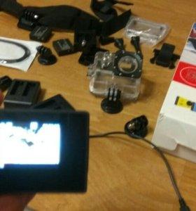 sj 4000 экшен камера