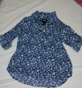Блуза туника. Как новая.