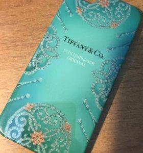 """Чехол на iPhone 5/5s """"Tiffany"""""""