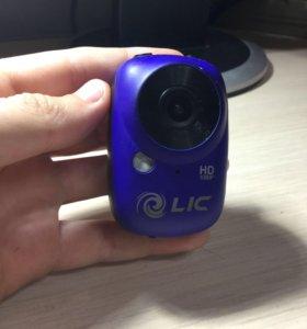 Экшн камера Liquid Image LIC727 EGO