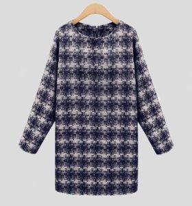 Новые тёплые платья