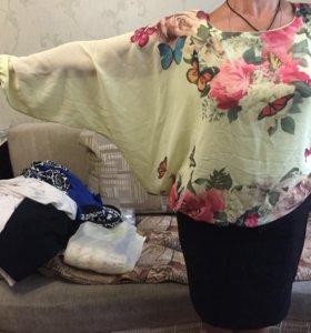 Блузка 46-48 новая