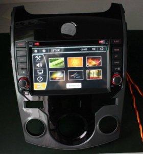 Головное устройство с GPS на разные типы машин