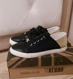 Новые кеды KEDDO