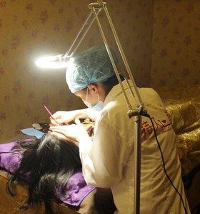 светильник для салона красоты