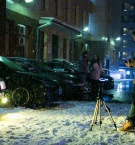 Сниму Ваш автомобиль. Видеограф в Знаменске