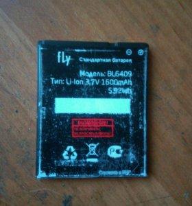Аккумулятор fly BL6409