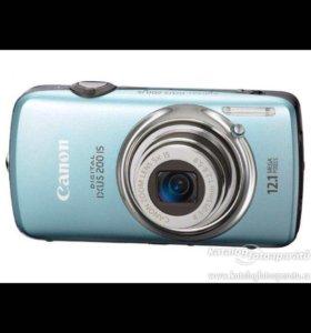 Фотоаппарат Canon ixus 140